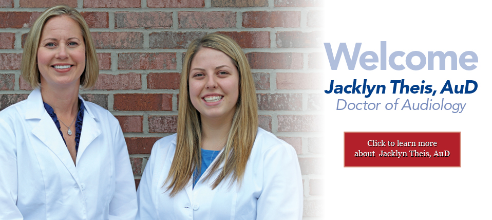 Advanced Audiology welcomes Dr. Jacklyn Theis, Aud